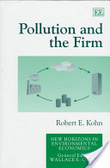 Pollution and the firm