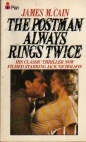 Cover of The Postman Always Rings Twice