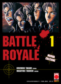 Cover of Battle Royale vol. 1