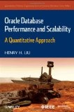 Oracle database performance and scalability : : a quantitative approach