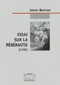 Essai sur la pédérastie [1785]