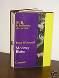 Cover of Modesty Blaise