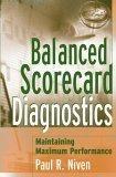 Balanced scorecard diagnostics:maintaining maximum performance