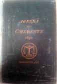 Agenda du chimiste