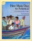How many days to America?:a Thanksgiving story