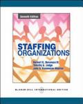 Staffing organizations /