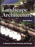 Landscape architecture:a manual of site planning and design