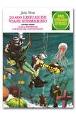 20.000 leguas de viaje submarino - La isla misteriosa - Los hijos del capitán Grant