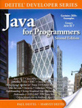 Java for programmers /