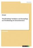 """""""Bookbuilding""""-Verfahren und Kurspflege zur Preisfindung bei Erstemissionen"""
