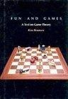 Fun and games:a text on game theory