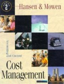 Cost management:accounting and control