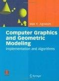 Computer graphics and geometric modeling:implementation and algorithms