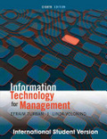Information technology for management /