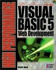 Visual Basic 5 Web development