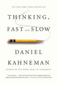 Thinking, fast and slow /