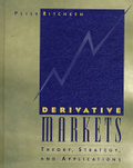 Derivative markets:theory- strategy- and applications