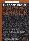 The dark side of organizational behavior
