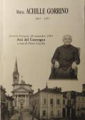 Mons. Achille Gorrino, 1867-1953
