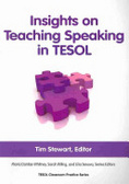 Insights on teaching speaking in TESOL /