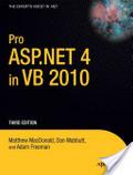 Pro ASP.NET 4 in VB 2010 /