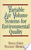 Variable air volume systems for environmental quality