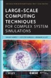 Large-scale computing techniques for complex system simulations /