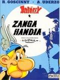 Asterix: Zanga handia
