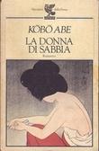Cover of La donna di sabbia