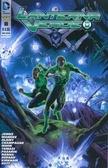 !!! SCHEDA DOPPIA !!! Lanterna Verde #8