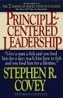 Cover of Principle Centered Leadership