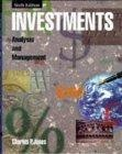 Investments:analysis and management