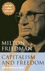 Cover of Capitalism and Freedom