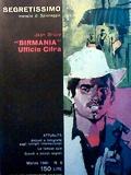 """""""Birmania"""" Ufficio Cifra"""
