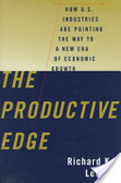 The productive edge:how U.S. industries are pointing the way to a new era of economic growth