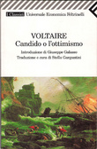 Cover of Candido o l'ottimismo