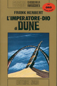 !!! SCHEDA DOPPIA L'imperatore-dio di Dune