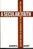 A Secular Faith