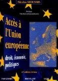 Accès à l'Union européenne