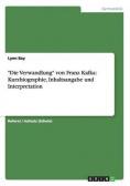 """""""Die Verwandlung"""" von Franz Kafka"""