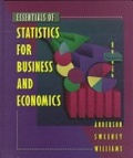 Essentials of statistics for business and economics