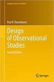 Design of Observational Studies