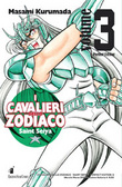 Cover of I cavalieri dello zodiaco - Perfect Edition 03