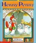 [노부영] Henny Penny (Paperback CD)