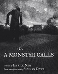 A monster calls : a novel / y Patrick Ness ; from an original idea by Siobhan Dowd ; illustrations by Jim Kay 封面
