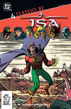 Classici DC - JSA n. 4