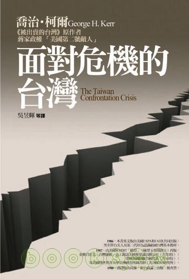 面對危機的台灣的圖像