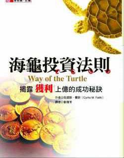 海龜投資法則的圖像