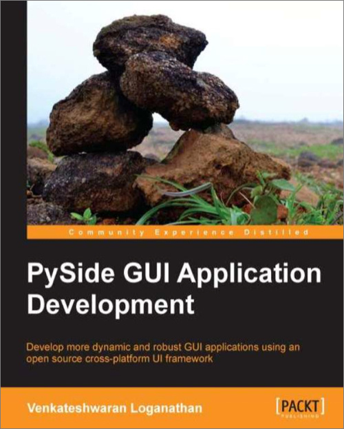 更多有關 PySide GUI Application Development 的事情