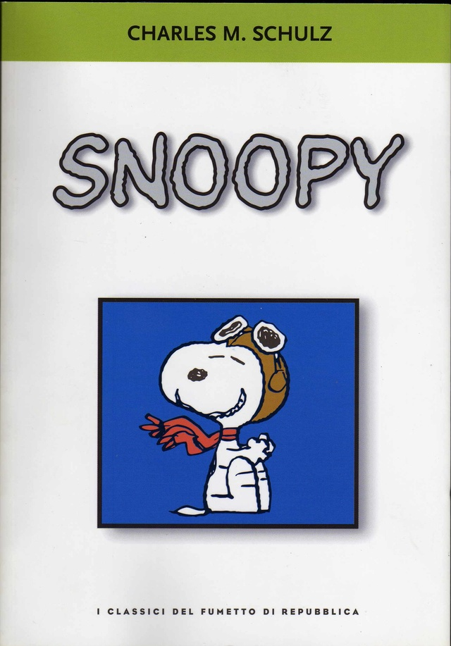 Image of Snoopy